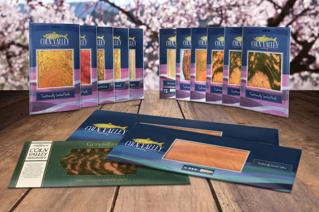 SHIFT Public Relations launched a series of products for Coln Valley