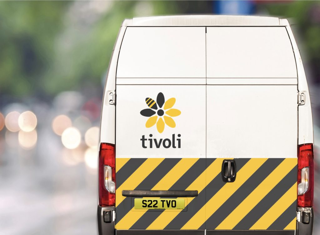 Rebranding ISS Landscaping to Tivoli