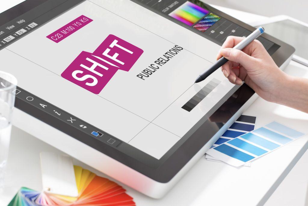 SHIFT Public Relations - providing PR, copywriting and design services for SMEs